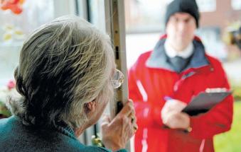 """""""Il maltempo ha causato danni alla rete del gas"""", falsi tecnici derubano gli anziani"""