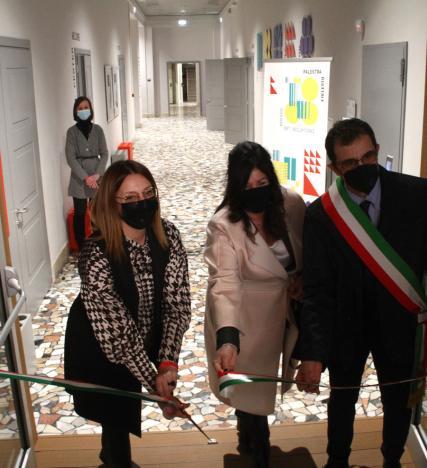 L'ex liceo Celio è rinato: inaugurato l'Urban digital center di via Badaloni