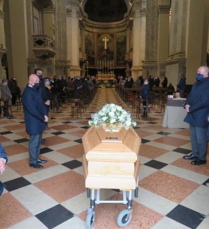 Addio don Giulio, armato dell'amore di Dio