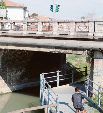 Check up sui ponti della città