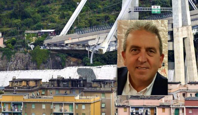 Un vicentino tra le 39 vittime di Genova