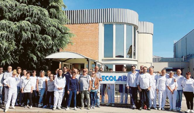 """Sipario su Ecolab, ora la """"cassa"""""""