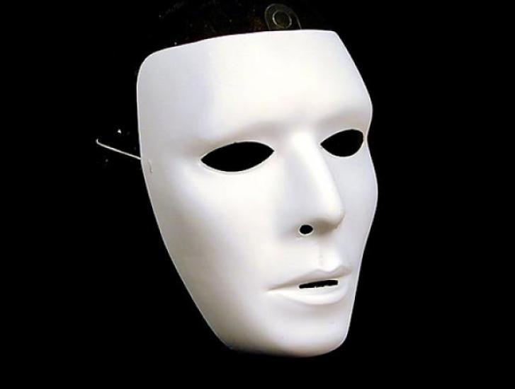 Rapinatori traditi dalla loro... maschera
