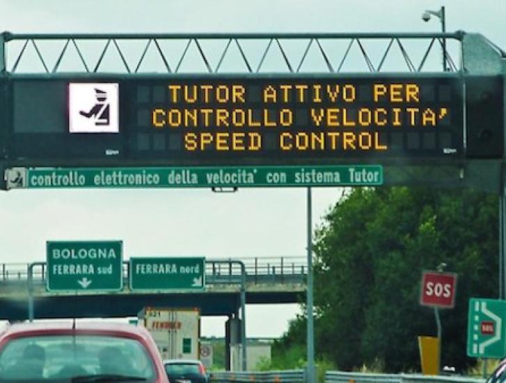 Centocinquanta in autostrada: favorevoli o contrari?