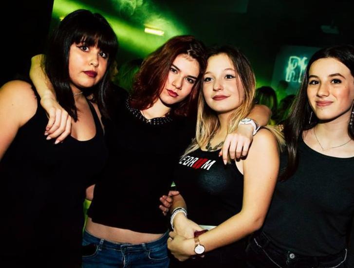 La discoteca si scopre analcolica