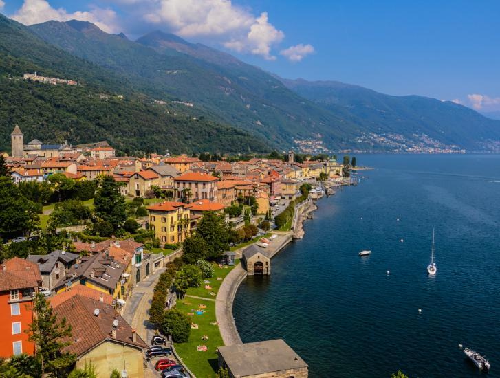 Lago Maggiore, l'eterno secondo