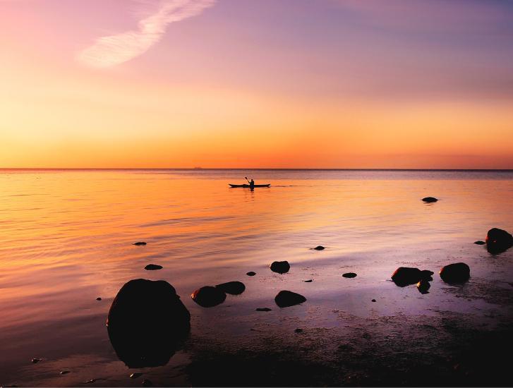 Danimarca, la magia del sole a mezzanotte
