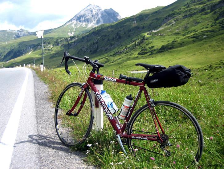Dal Veneto all'Austria in treno e bicicletta