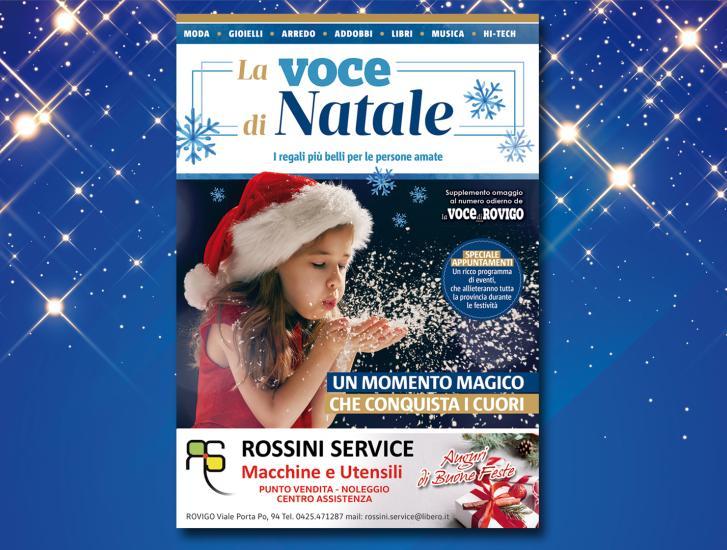 """""""La Voce di Natale"""" il nostro magazine si annuncia come un vero successo"""