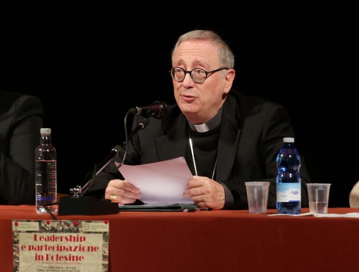 """Il vescovo agli amministratori: """"Basta campanilismi"""""""