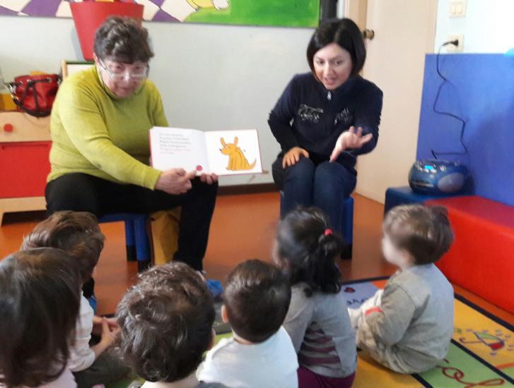 Il primo libro per i bambini