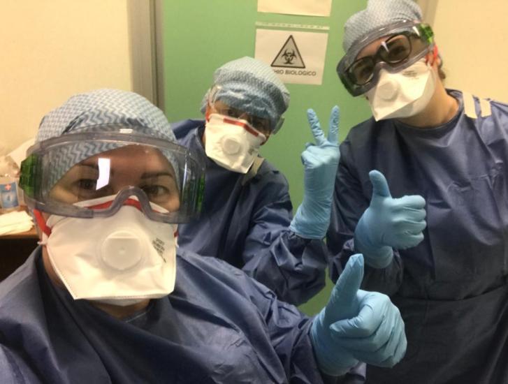 La buona notizia: oggi più guariti che nuovi casi in Polesine!