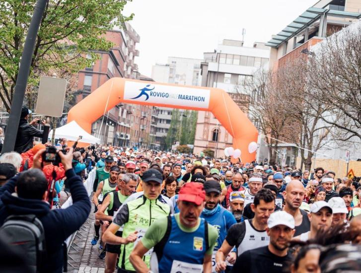 La brutta notizia: annullata l'edizione 2021 della Rovigo Half Marathon