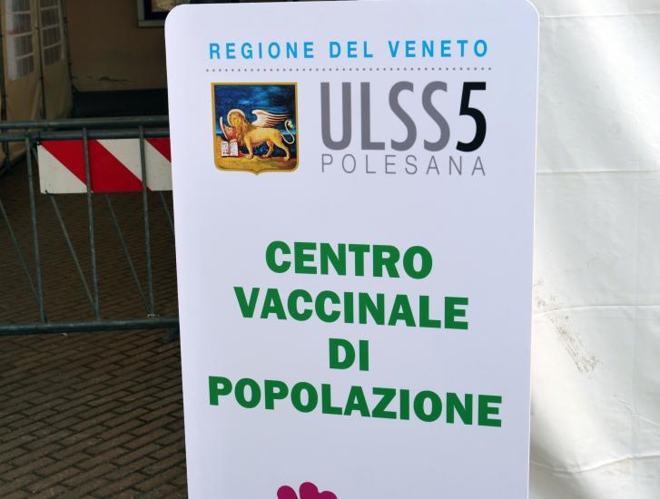 Vaccini in Polesine, 4mila dosi per gli over 50