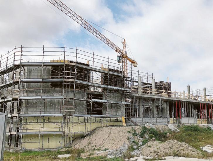 Casa di riposo entro metà 2019 e nuove assunzioni