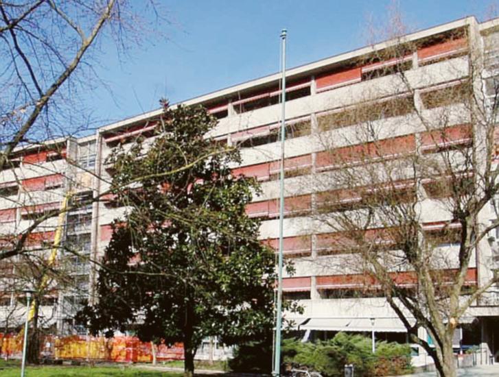 Casa Serena, appartamenti e vigili