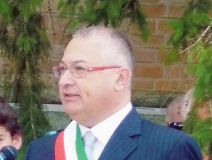 Il sindaco Alberto Panfilio cerca la riconferma