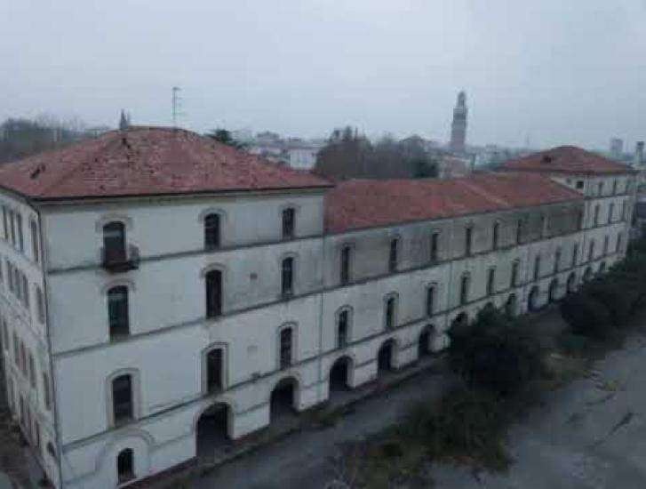Ex caserma Silvestri (Bozza per Luca) Video