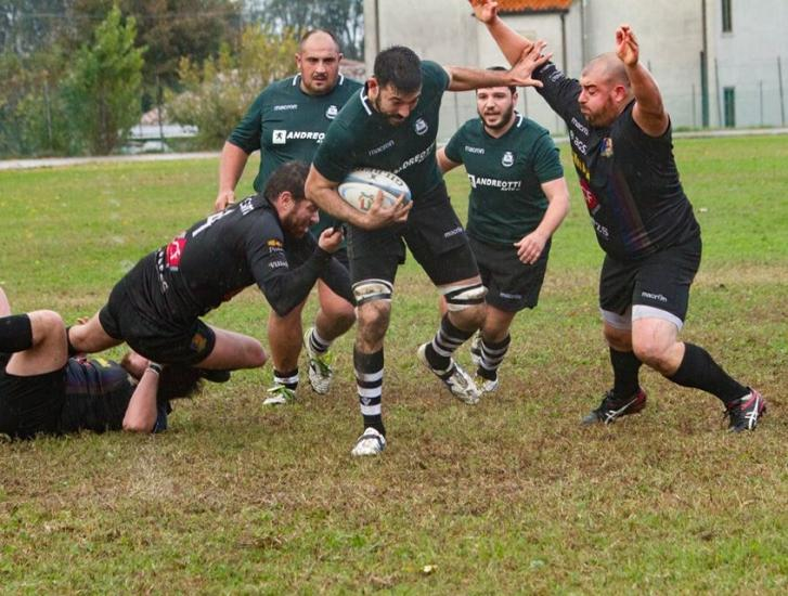 """Allenamenti sospesi in casa Rugby Villadose, """"per la sicurezza degli atleti"""""""