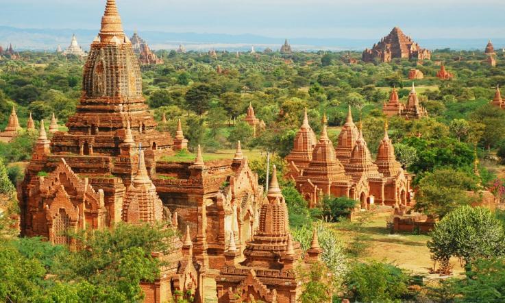 Volare in mongolfiera sui templi della birmania la voce di rovigo