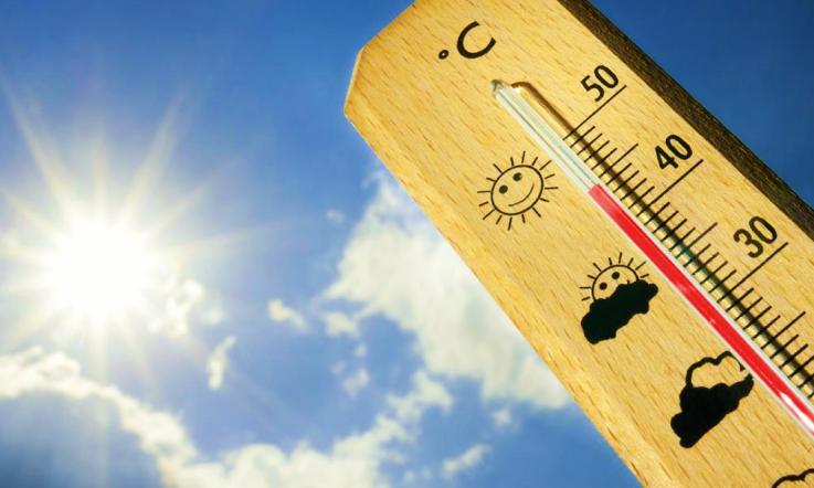 Sarà un weekend di caldo record: attesi 38 gradi