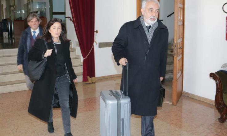 Il Commissario Izzo è Giunto In Città La Voce Di Rovigo