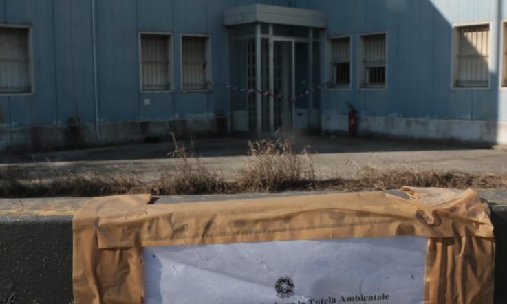 Una task force per controllare i capannoni abbandonati