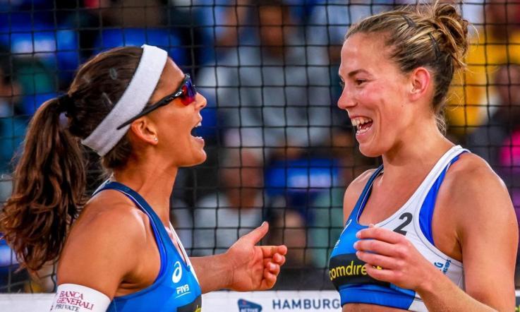 Beach volley, Europei 2019: Lupo e Nicolai agli ottavi di finale