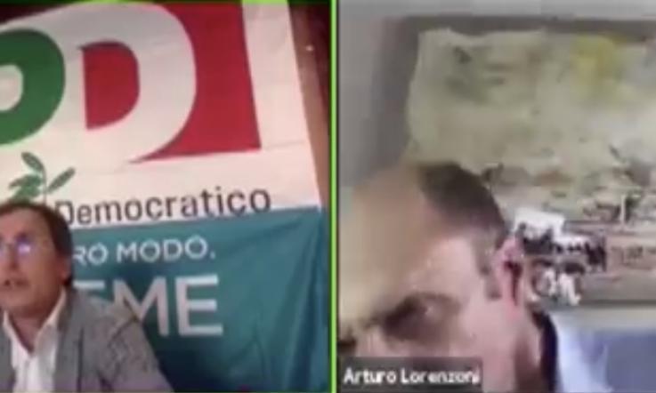Lorenzoni Sviene Due Volte In Diretta Facebook La Voce Di Rovigo