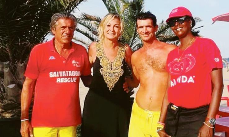 Ospite Speciale In Spiaggia La Giornalista Monica Vanali La Voce