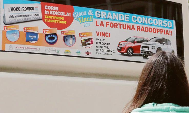50a88cb39d Gioca e Vinci, i premi raddoppiano - La Voce di Rovigo