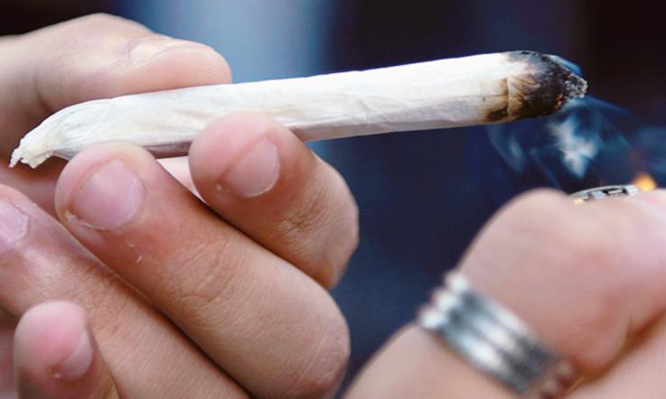 Aiuto per smettere di fumare le canne
