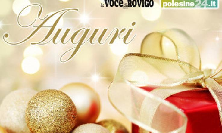 Uguri Di Buon Natale.Tanti Auguri Di Buon Natale A Tutti I Nostri Lettori La Voce Di Rovigo