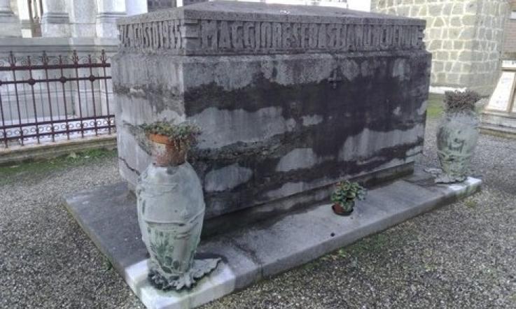 Il sacrario più vecchio d Italia  br   decadente e abbandonato da ... 51e518c12d7c