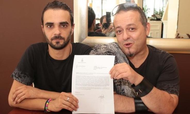 38b73e63f5b7 Luca e Simone oggi sposi  la prima unione civile del Polesine - La ...