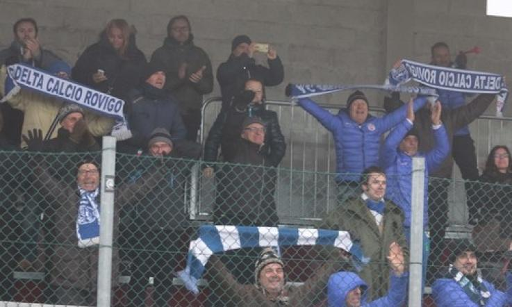 c9c21d6675 Due tifosi del Delta picchiati fuori dallo stadio - La Voce di Rovigo
