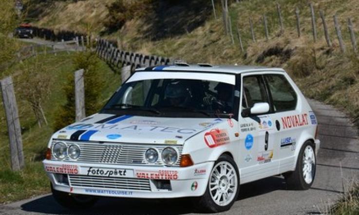 Luise affronta la sua bestia nera  il Rally Campagnolo - La Voce di ... 6545143a86d