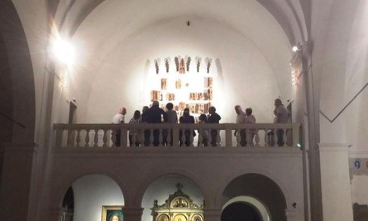 e0a4b5a6df Notte bianca della cultura, il Museo della Cattedrale fa il pieno ...