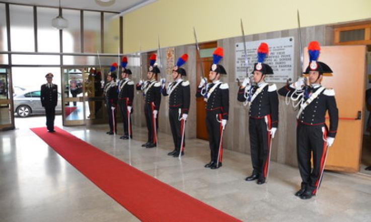 Il Comandante Dei Carabinieri A Rovigo La Voce Di Rovigo