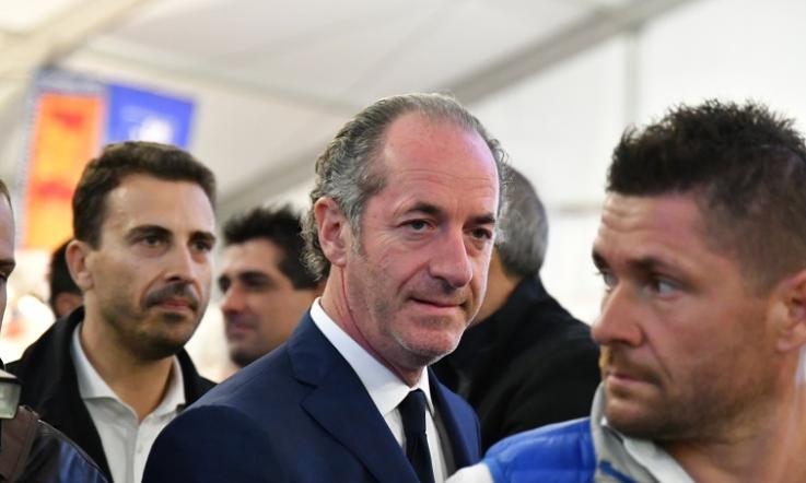 Veneto: Zaia firma un'ordinanza, sì alla riapertura degli stadi con 1000 spettatori