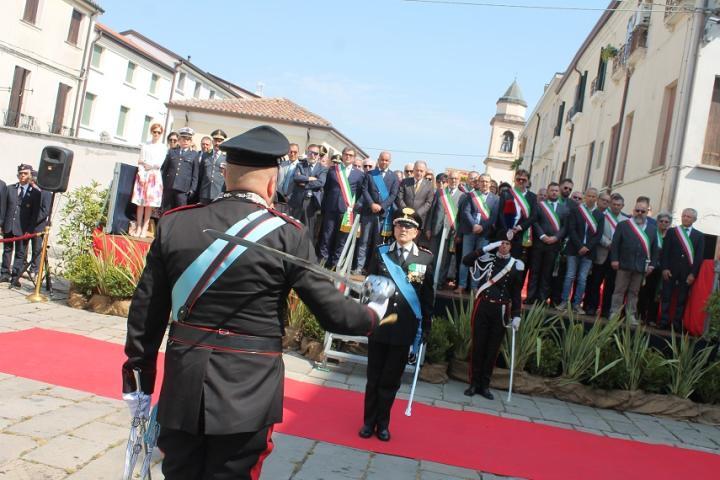 Larma Dei Carabinieri In Festa Foto 1 Di 26 La Voce Di Rovigo