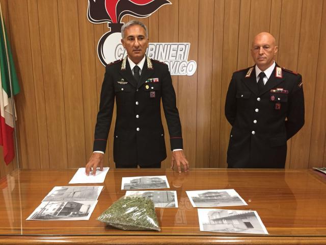 Blitz Dei Carabinieri Nei Casolari 4 Denunce E Sequestro Di