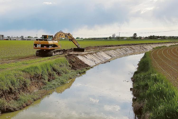 L'emergenza alluvione è costante